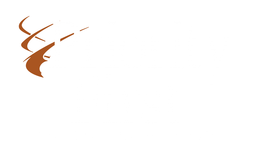 priority first fcu stacked logo